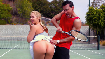 Sarah Vandella goes balls to the wall FullHD 1080p