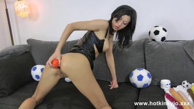 Fisting and Dildo I love Balls