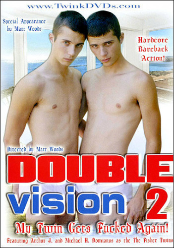 Description Double Vision vol.2 My Twin Gets Fucked Again!