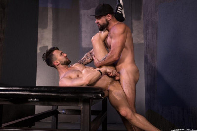 Description rs - Tex Davidson & Ryan Finch (Beards, Bulges & Ballsacks!)