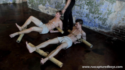 RusCapturedBoys - Slaves Competition - Final Part - 31.07.2015