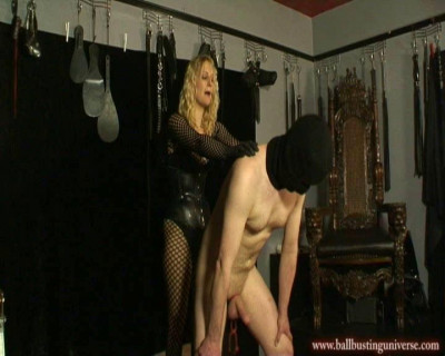 Ballbusting Universe Video Collection 1