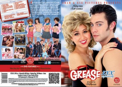 Description Grease XXX: A Parody