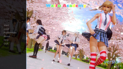 Waifu Academy Ver.0.2.8