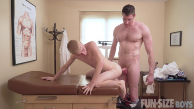 Caleb & Dr. Wolf (Chapter 1) – Dr. Wolf's Office – Caleb Anthony & Legrand Wolf