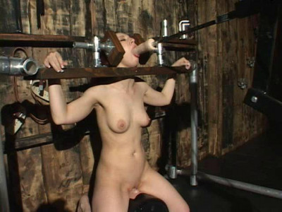 Beautiful Slaves Tied And Stripped part 3