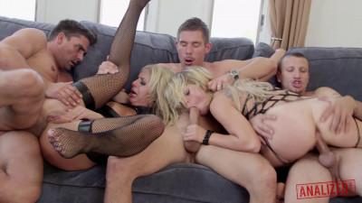 A Monroe Fuck Fest – ZoeyMonroe and Madelyn Monroe – Full HD 1080p
