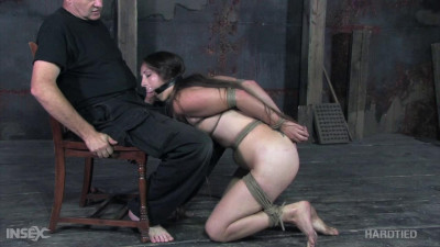 Rough BDSM experience