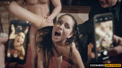 What's the girl need to do to get some hospitality here – Alina Lopez
