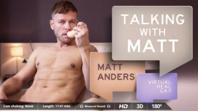 Virtual Real Gay — Talking with Matt (PlayStation VR)