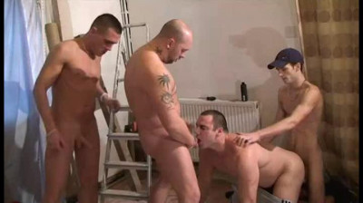 Triga Films – Banging Builders – Extra Time (2012)