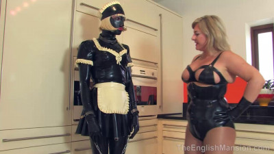 The English Mansion - Bad Maid Good Pt1 - Domination HD (foot, person, area, dom)