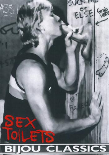 Bareback Sex Toilets — Jack Wrangler, Casey Donovan, Eric Ryan (1987)