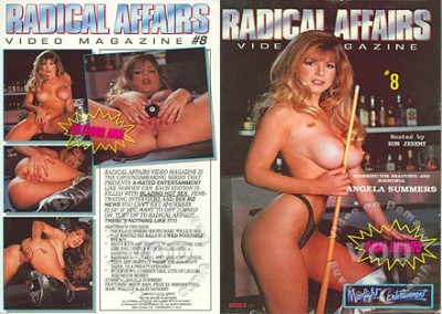 Radical Affairs Video Magazine  vol 8