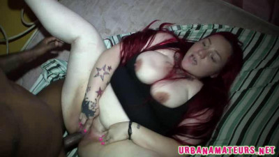 huge ass redhead milf slut get nailed by bbc