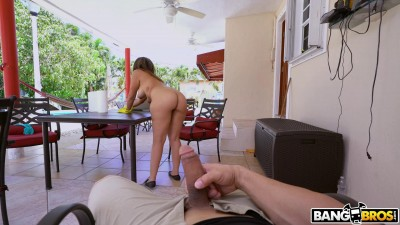 Valentina Jewels - Big Latin Ass Bouncing All Over My Dick