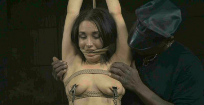 Caged Sexy Slave