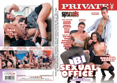 Description Private Specials 31: Bi Sexual Office
