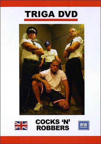 Cocks 'N' Robbers In Gangbang