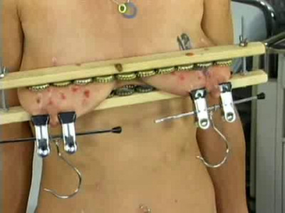 SlaveSex - Extreme Tits Torture