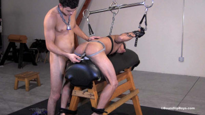 Painful Indulgence – Scene 3 – Brock and Julius – HD 720p