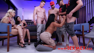 Description Gali Diva Gangbang Reality Show Pt 3 FullHD 1080p