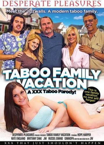 Taboo Family Vacation: An XXX Taboo Parody