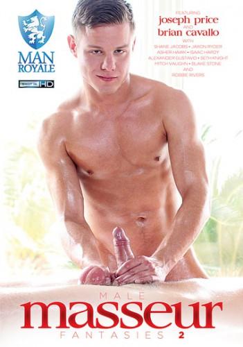ManRoyale Male Masseur Fantasies vol.2