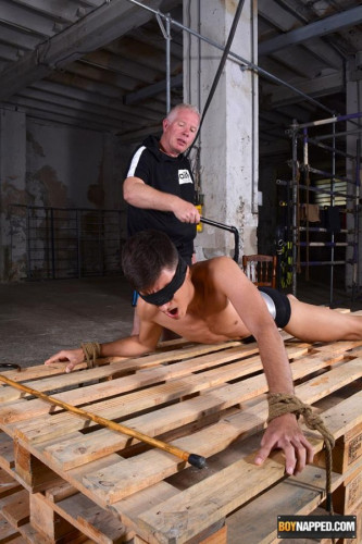 BoyNapped - Axel & Sebastian - Giving The Lad A Kinky Training - Pt.1