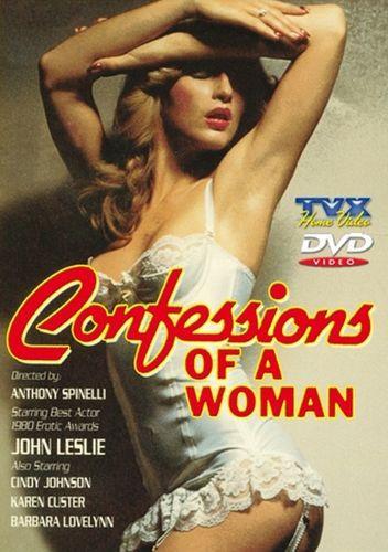 Description Confessions Of A Woman(1977)- Cindy Johnson, Karen Custer, Barbara Lovelyn