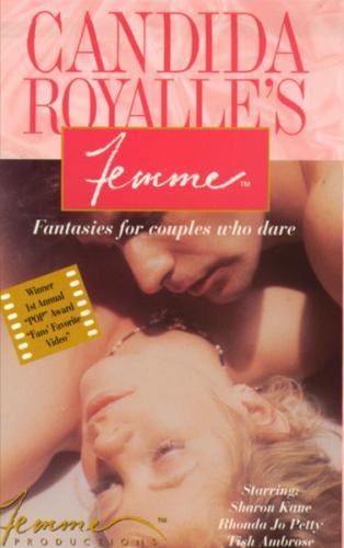 Description Femme(1984)- Rhonda Jo Petty, Sharon Kane, Tish Ambrose