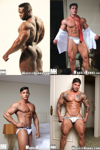 Men of MuscleHunks Pack 01