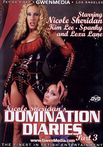 Nicole Sheridan's Domination Diaries Vol 03