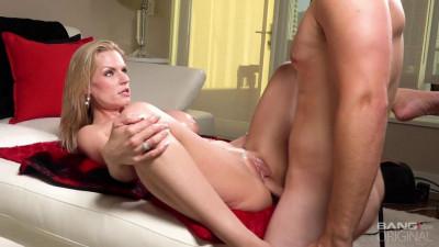 Hot in her tight leotard