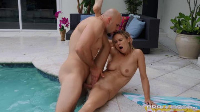 Addie Andrews – Private Pool Party