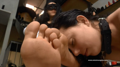 Mistress Gaia - Love My Dirty Feet
