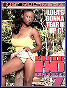 Description Black Ho Express vol 7