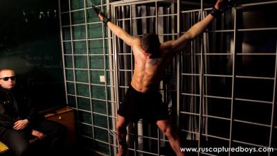 Bodybuilder Vasily in Prison - Piece I