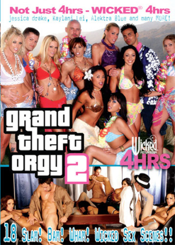Description Grand Theft Orgy vol 2