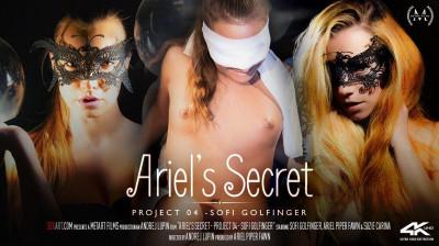 Description Ariel's Secret. Project 04 - Sofi Golfinger