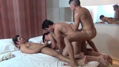 Hugo, Lukas, Juan, Jonathan