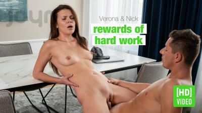 Verona Sky - Rewards Of Hard Work (2019)