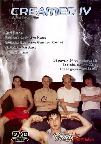 Creamed Vol. 4 - Matthew Matters, Gunner Raines, Danny Ryde