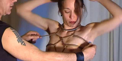 Bondage Lesson part 3