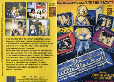 Description Little Blue Box