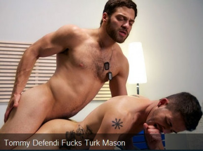 Tommy Defendi Fucks Turk Mason