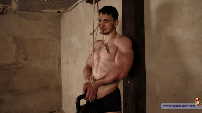 RusCapturedBoys - Prisoners Competition - Andrei Pt 4