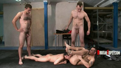 Brutal Tops - Humiliating Gob And Snot Chokers