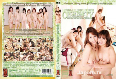 Lesbian Group Sex Orgyparty (Oriental Dream)