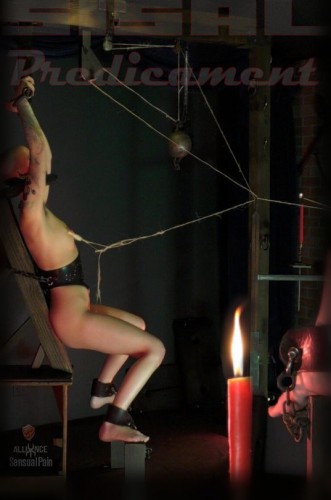 SensualPain - Apr 23, 2017 - Abigail Dupree